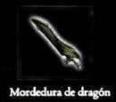 Mordedura de dragón