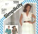 Simplicity 5532 B