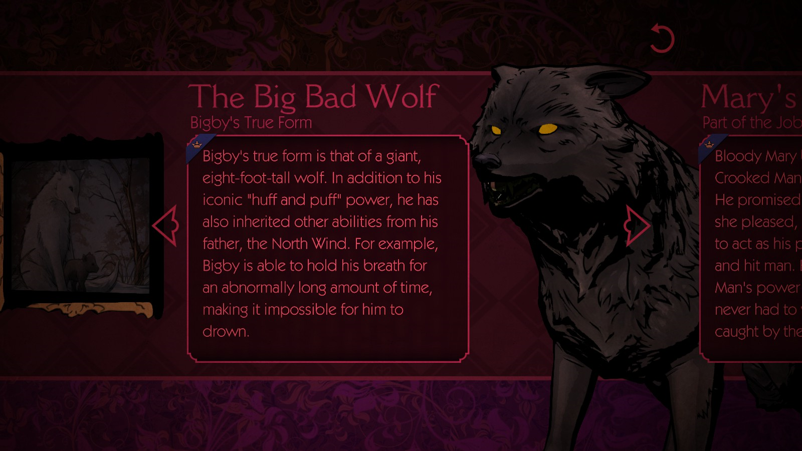 The Big Bad Wolf Fables Wiki