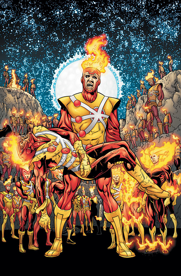 Firestorm group