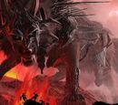 Volcanic Wolf