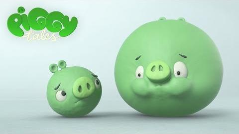 "Piggy Tales ""Puffed Up"""