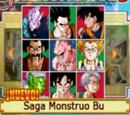 Saga Monstruo Bu (Budokai Tenkaichi 3)