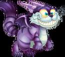 Dragón Gato de Cheshire