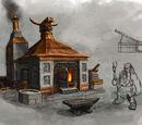 Edificios Enanos Total War Warhammer