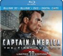 Captain America: The First Avenger/Home Video
