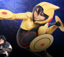 MARVEL COMICS: Big Hero 6 bio Go Go Tomago