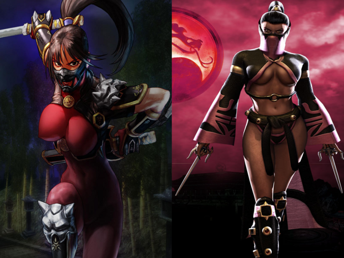 User blog:Nkstjoa/Taki vs. Mileena - DEATH BATTLE Wiki