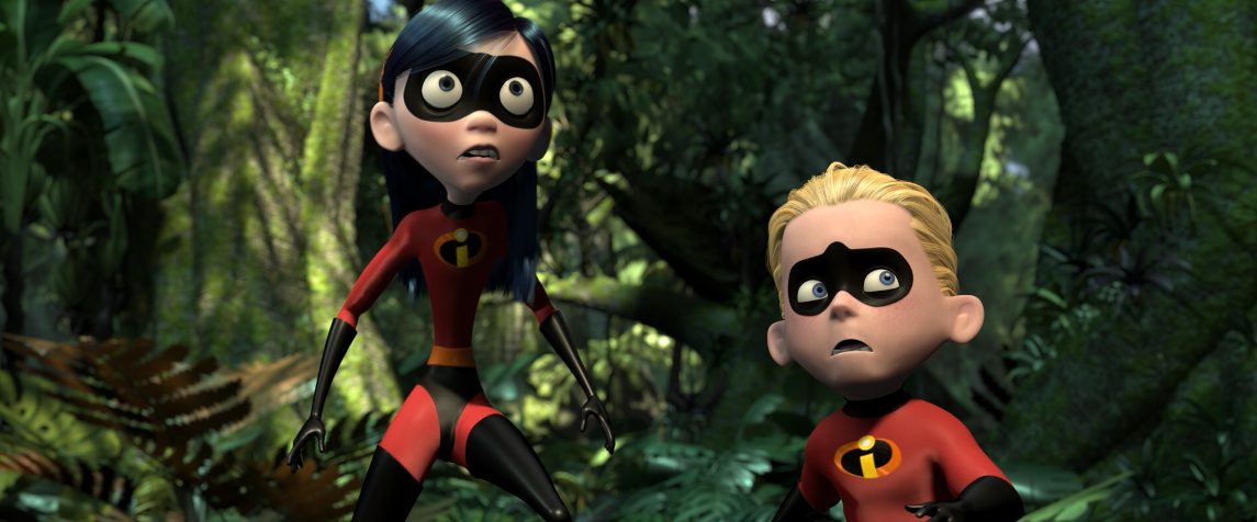 Image The Incredibles Dash And Violet Png Disneywiki