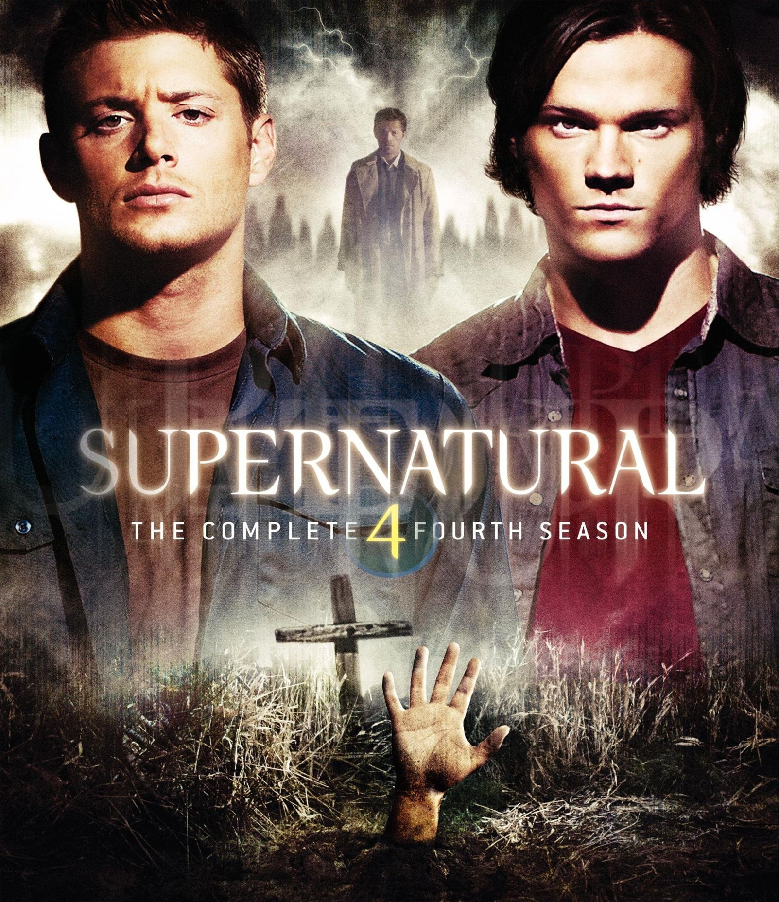 Season 4 - Supernatural... Scary Just Got Sexy!