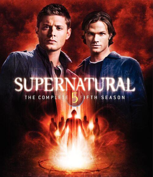 Lucifer Supernatural Season 5