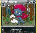Weavile (Flashfire 52)