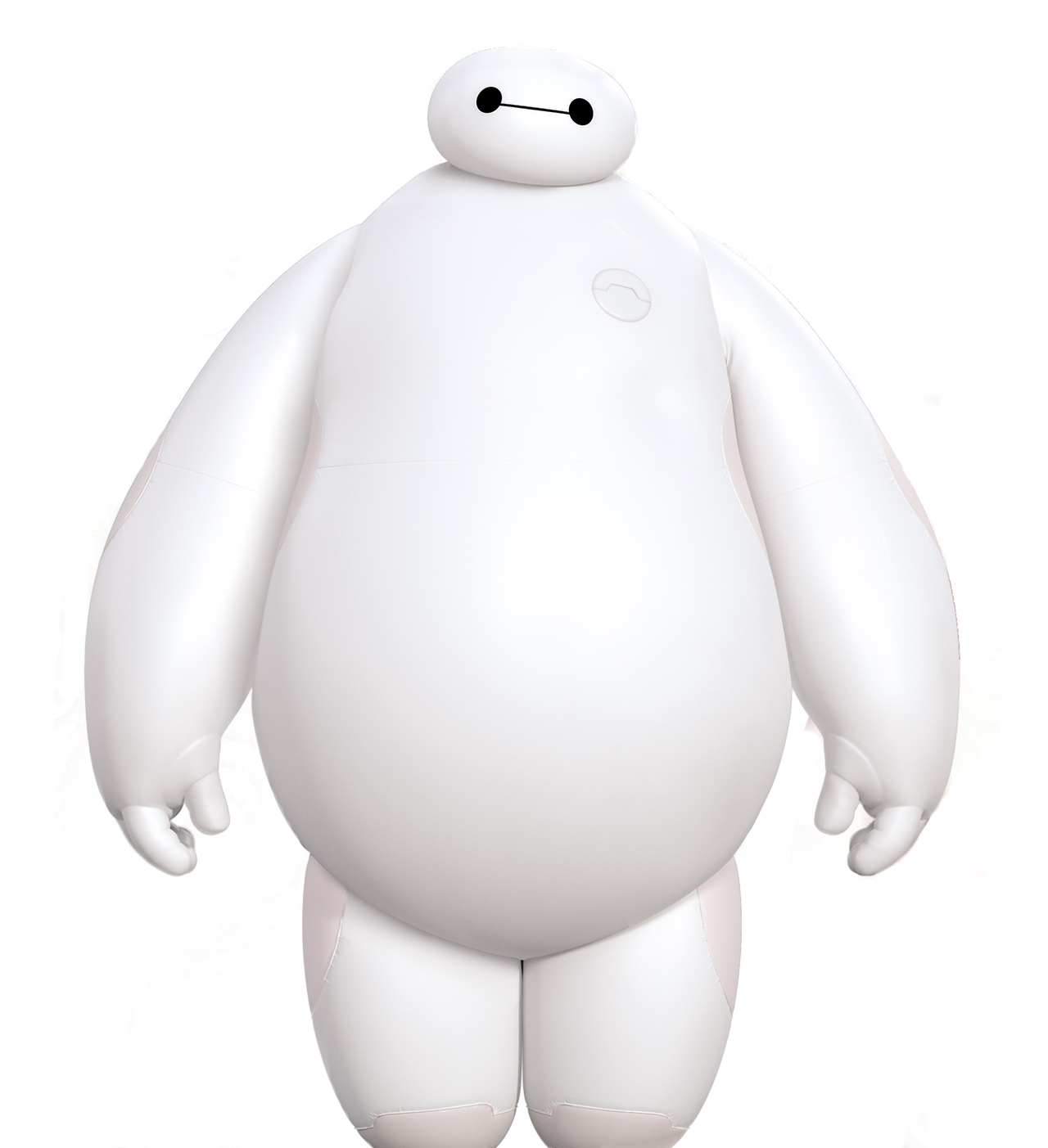 Cheap Loadout To Look Like Baymax From Big Hero 6