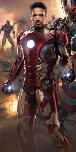 AgeofUltron Tony Stark