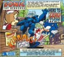 Archie Sonic the Hedgehog Issue 150