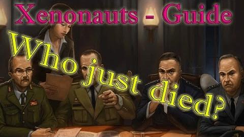 Xenonauts Guide - Who just got killed? See who just died