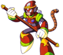 Mega Man: The Wily Wars Character Images