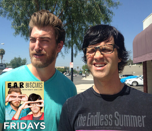 Rhett and link dating advice