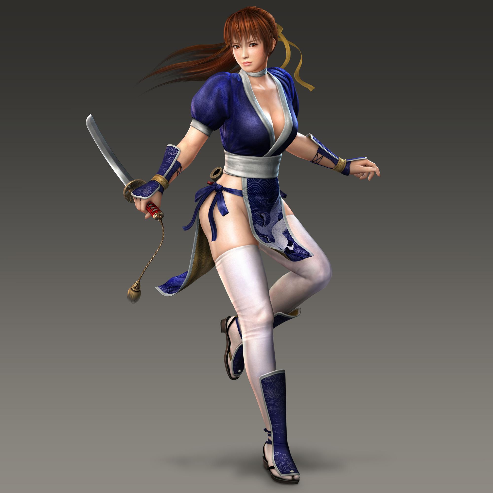 Warriors Orochi 3 Ultimate Kasumi