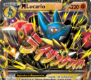 M Lucario-EX (Puños Furiosos 55 TCG)