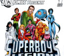 DC Comics Presents: Superboy's Legion Vol 1 1