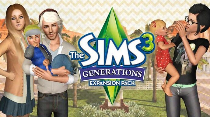 Oh how i looove generations more looove generations sims