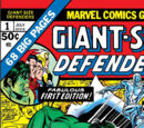 Giant-Size Defenders Vol 1
