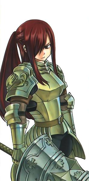[W.I.P] Sage Erza's_new_armor