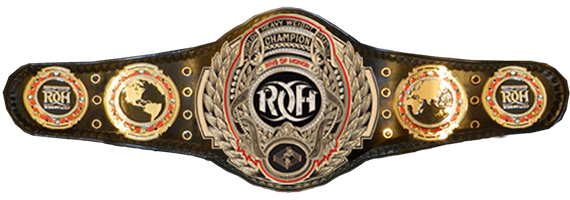 Roh World Title Roh World Title Current
