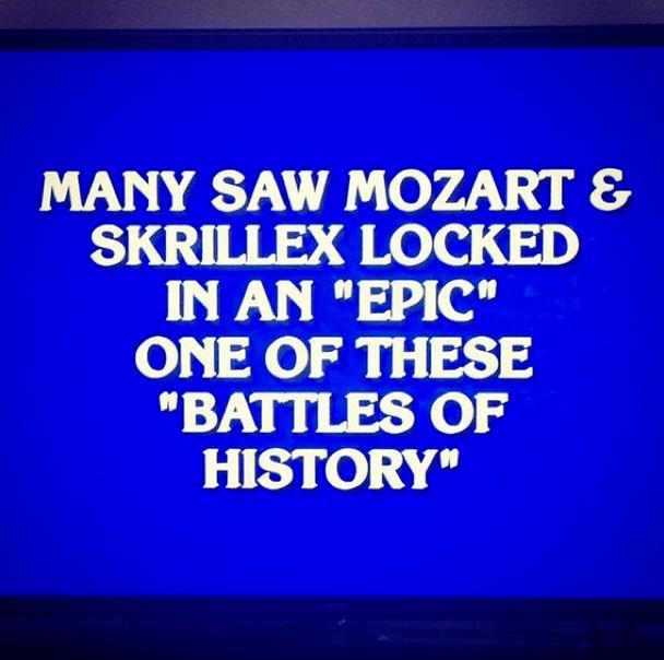 Mozart vs Skrillex - Epic Rap Battles of History Wiki