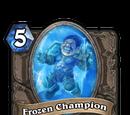 Frozen Champion