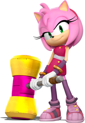 Amy Rose (Sonic Boom) - Sonic News Network, the Sonic Wiki Sonic Boom Amy