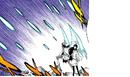 Bambietta ataca a Mayuri.png