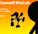 Mr. Game&Watch