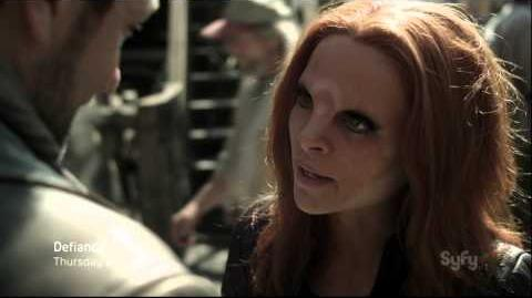 """Defiance """"If You Could See Her Through My Eyes"""" Preview S2E7 Syfy"""