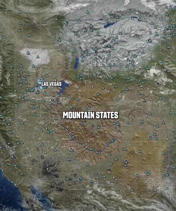 Mountain States The Crew Wiki