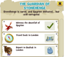 The Guardian of Stonehenge