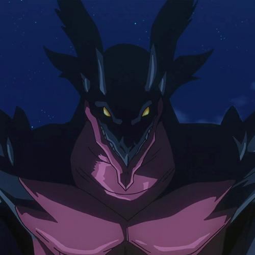 500px dark dragon profile image