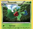 Roserade (Destellos de Fuego TCG)