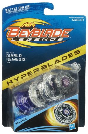 Beyblade le site news beyblade legends premi res hyperblade - Toupie beyblade nemesis ...