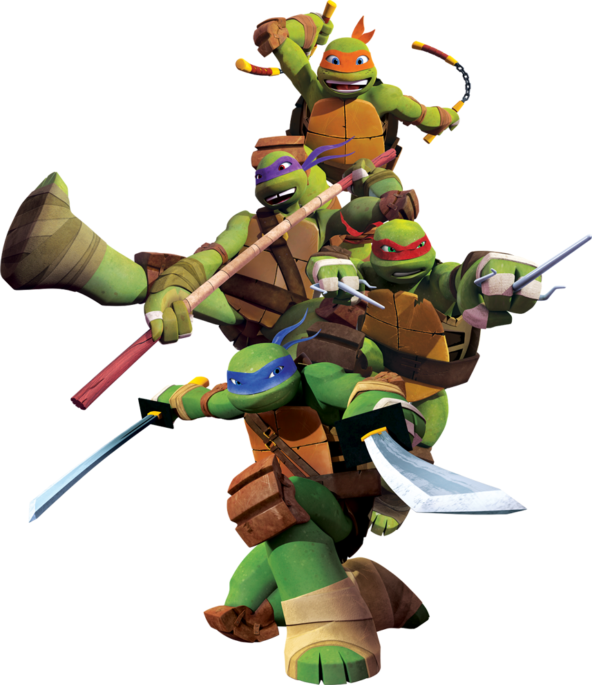 Ninja Turtles Wallpaper: Teenage Mutant Ninja Turtles (2012 TV Series)