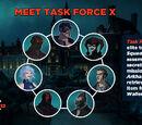 Task Force X (Arkhamverse)/Gallery