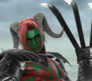 FanChar:Demon Sanya:Bloodian