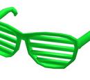 Neon green shades