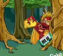 Pokos background