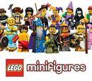 71007 Minifigures Series 12