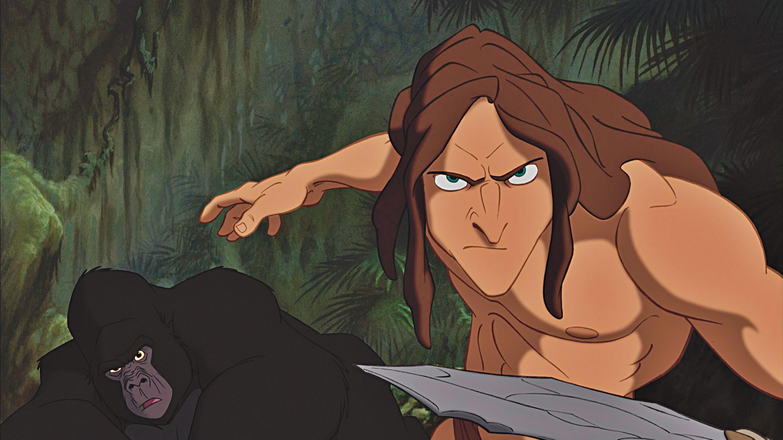Tarzan 2 Characters Image - Walt-Di...