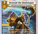 Toronok the Voidshaper