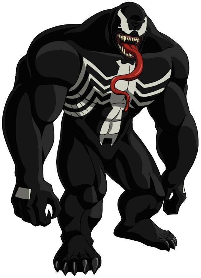 Venom (Ultimate Spider-Man) - Super villain Wiki - Wikia - photo#40