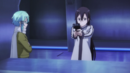 Kirito and Sinon in the firing range.png